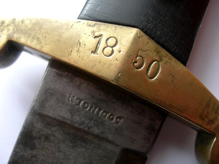 Weidmesser pour Scharfschüten suisse 711