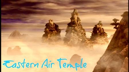 Eastern Air Temples