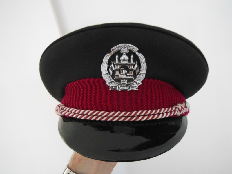 ANP officers dress uniform cap Dscn0912