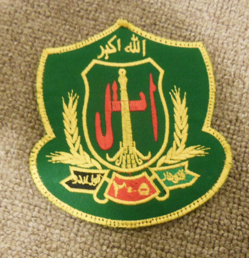 Afghan National Army Corps Patches Dscn1016