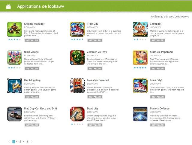 [INFO] Recensement d'applications à risques sur Play Store 0110