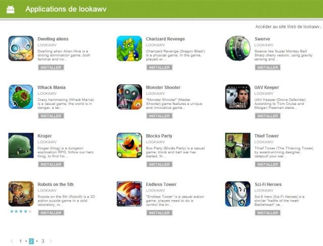 [INFO] Recensement d'applications à risques sur Play Store 0210