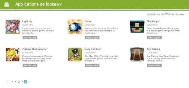 [INFO] Recensement d'applications à risques sur Play Store 0310