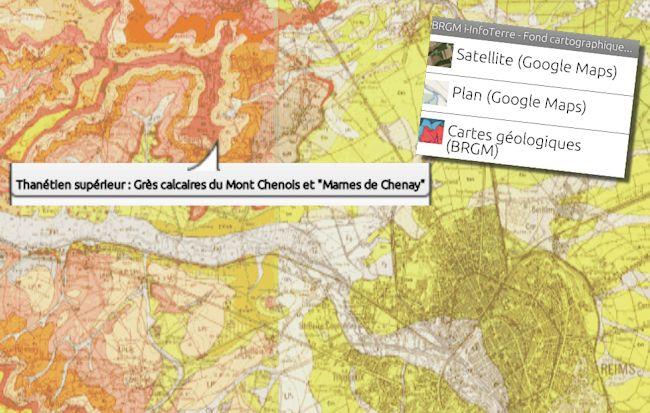 [SOFT] i-INFO TERRE : Cartographie avec base de données géologique et scientifique [Gratuit] Carte012