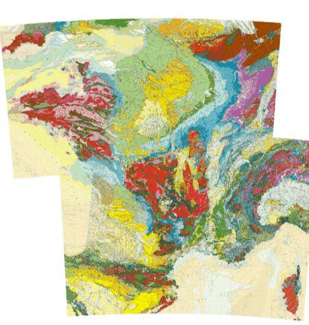 [SOFT] i-INFO TERRE : Cartographie avec base de données géologique et scientifique [Gratuit] Carte014