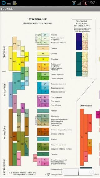 [SOFT] i-INFO TERRE : Cartographie avec base de données géologique et scientifique [Gratuit] Carte10