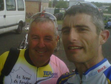 Retour sur la 3e étape de London - Paris 2012 (23 juin 2012) L2p20110