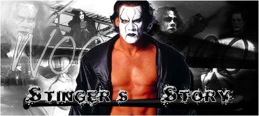 Sting à l'Elimination Chamber;Je serai champion !  Sting110