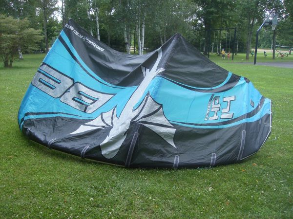 2008 Best Nemesis HP 14m - needs bladder repair Kite_111