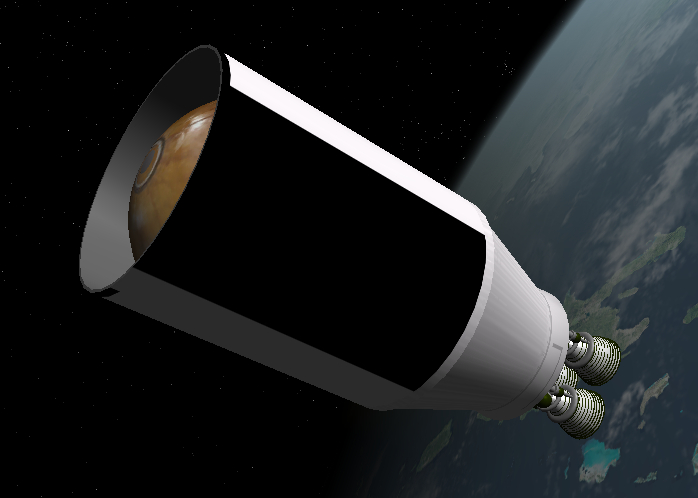 SPACE - Space Launch System Sls510