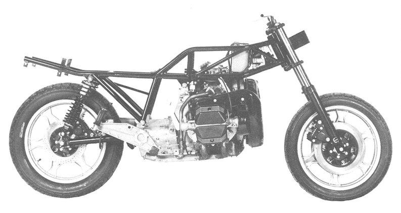 [Bla, bla, bla] Industrie moto: que doit on faire ou ne pas faire? Analyse à travers le cas VOXAN... - Page 11 Chassi10