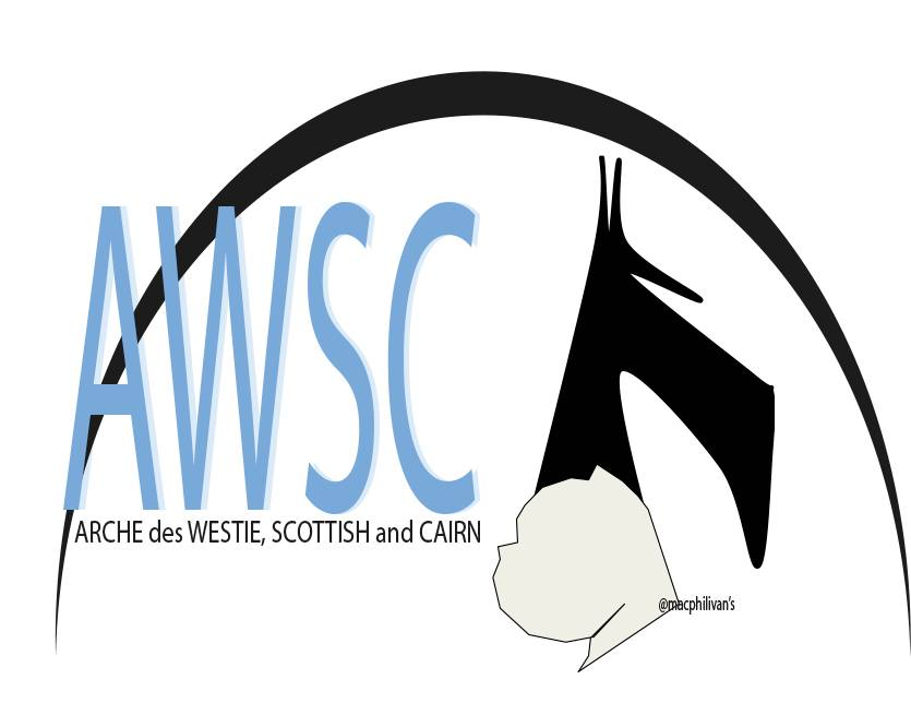 L'ARCHE DES WESTIE, SCOTTISH AND CAIRN