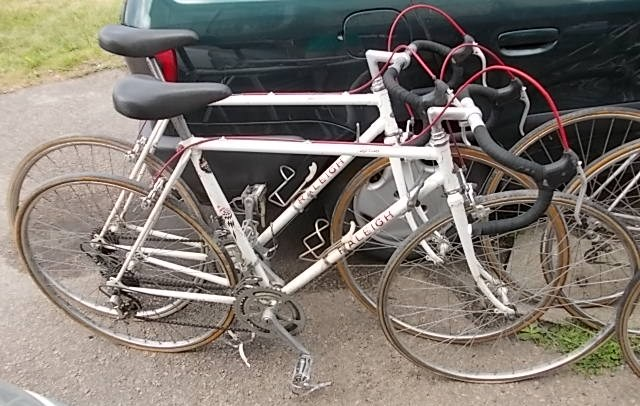 RALEIGH SPRINT 1983 &  1984 10VIT 2013-156