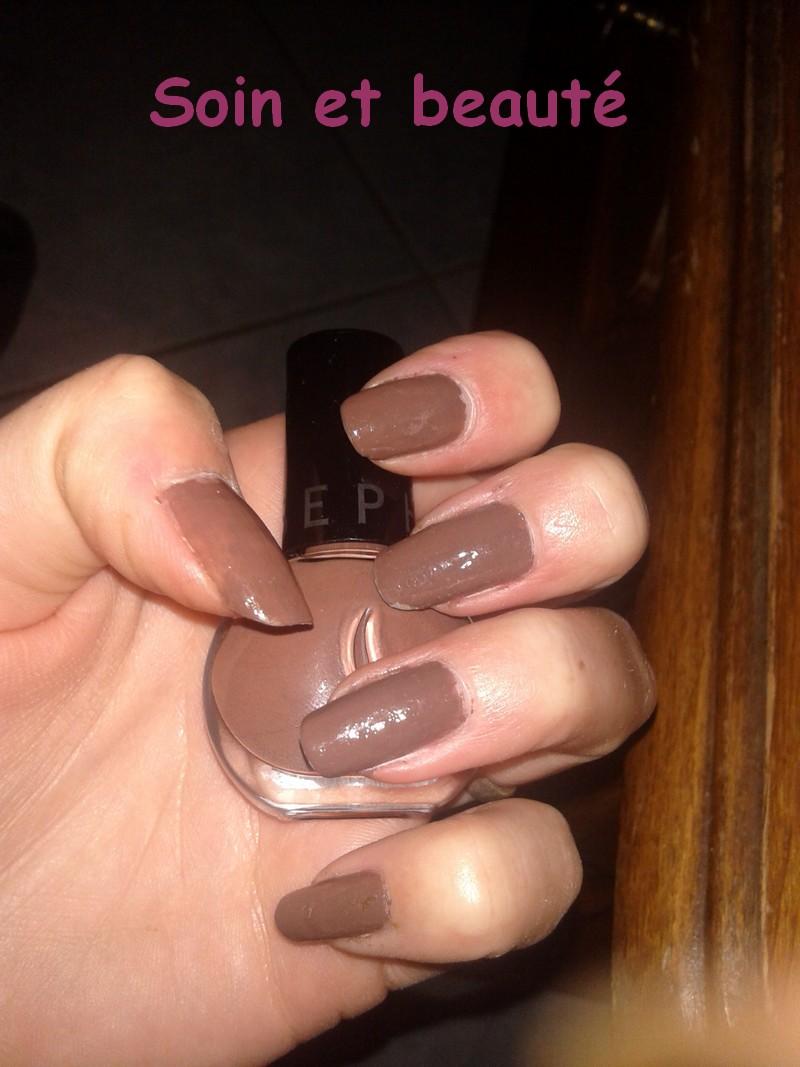 Vernis Chocolat  20130720