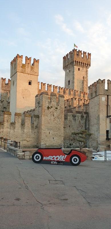 1° RADUNO OPEL GRANDLAND X CLUB ITALIA Sirmione (BS), 27 aprile 2019 - Pagina 6 Castel10