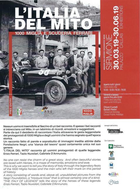 1° RADUNO OPEL GRANDLAND X CLUB ITALIA Sirmione (BS), 27 aprile 2019 - Pagina 5 Mostra10