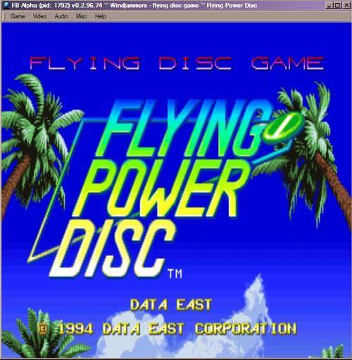 [ESP] Configurar Windjammers Flying10