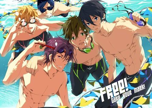 Free! Iwatobi Swim Club Tumblr11