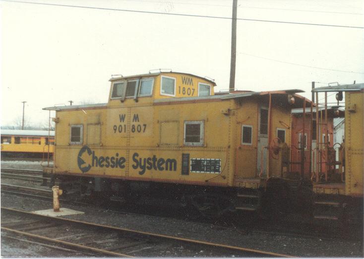 """Train """"Chessie System"""" - Märklin 8106 90180710"""