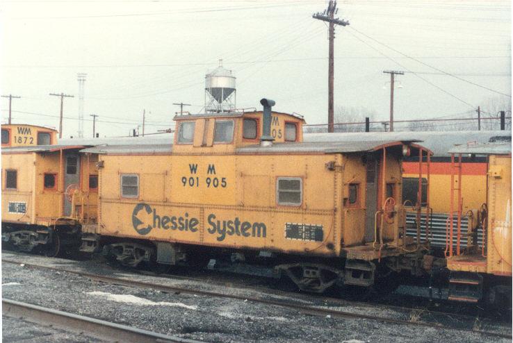 """Train """"Chessie System"""" - Märklin 8106 90190510"""