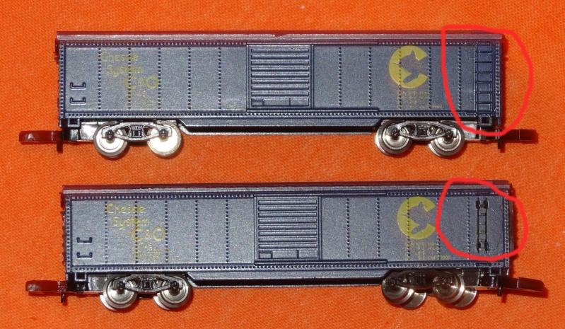 "Train ""Chessie System"" - Märklin 8106 Dsc00510"