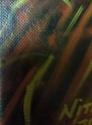 Elephant Oil Painting by Nita 626