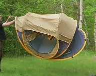 VENDU - Tente Pop-Up, aucun assemblage requis Index210