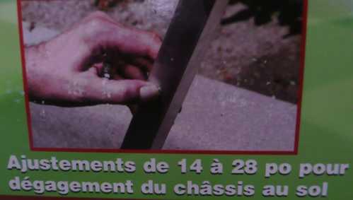 À VENDRE - STABILISATEUR DE VR, MOTORISÉ OU TENTE-ROULOTTE  P1140913