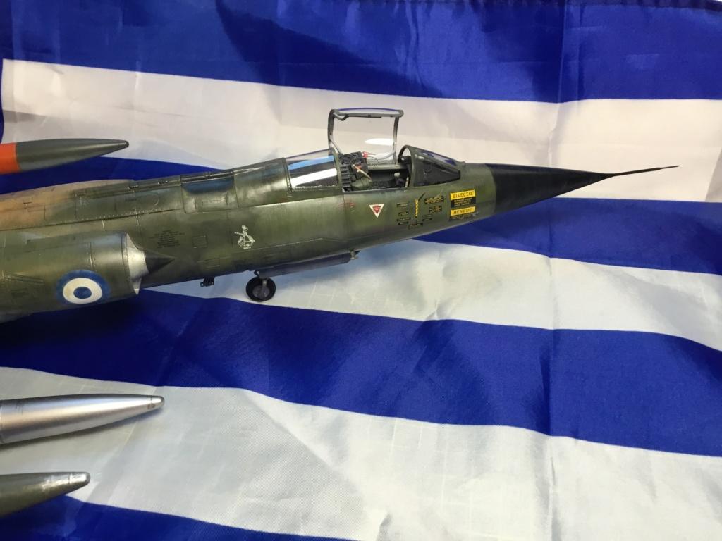 Italeri -1/32-F 104 Grec  2530dd10