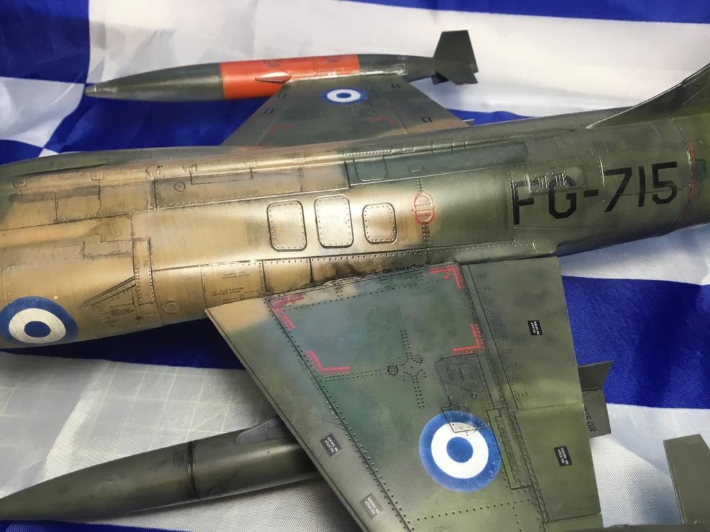 Italeri -1/32-F 104 Grec  285b9b10