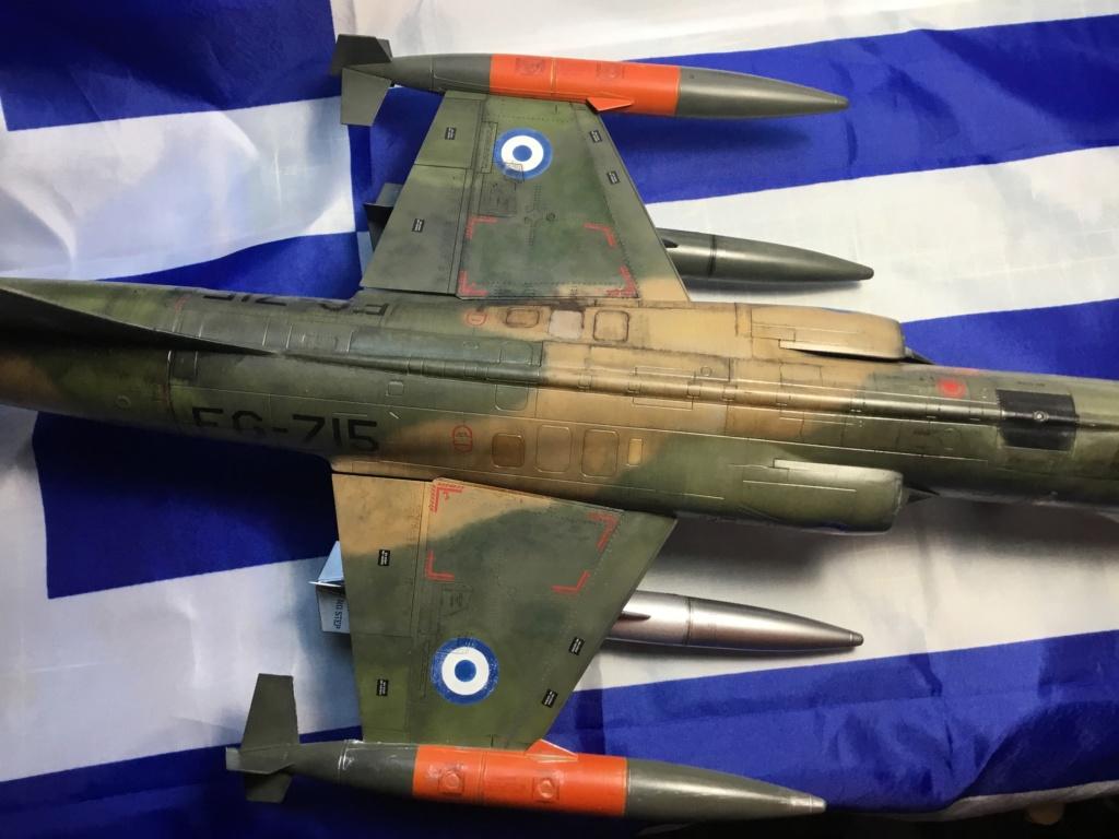 Italeri -1/32-F 104 Grec  D91b1910