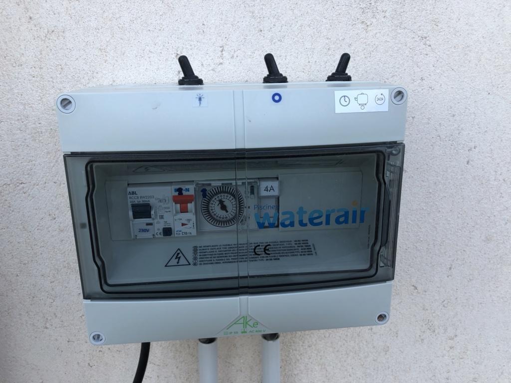 Utilisation coffret électrique W****** Filwat Compact Vgkf0910