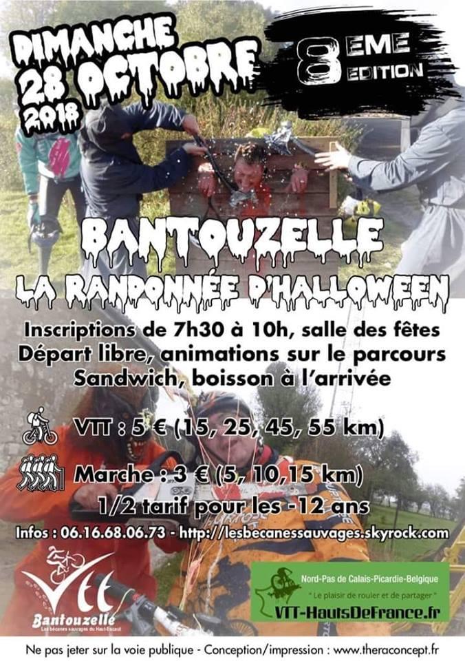BANTOUZELLE - Randonnée d'halloween - Le 28/10/2018 42930610