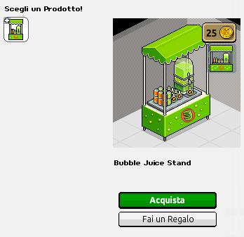 """[ALL] Disponibile - Terzo Raro """"Bubble Juice"""" Palooza Bubble10"""