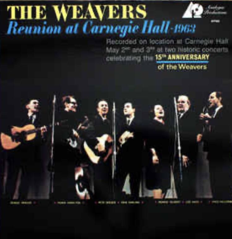 Il bilanciamento tonale e The Weavers 28d46d10