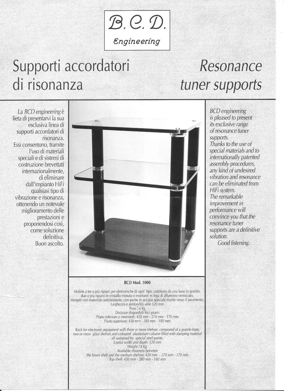 Mobili HiFi ed in particolare materiali di supporto elettroniche Brochu10