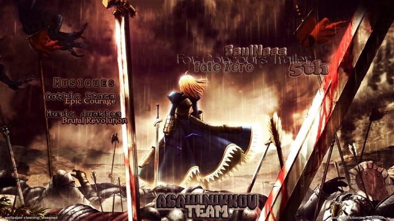 [Trailer contest 5th (12ème)] SoulNess- For my kingdom  Bannia12