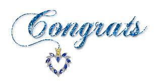 Son's wedding, daughter graduates and Lejla turns 2 Congra17