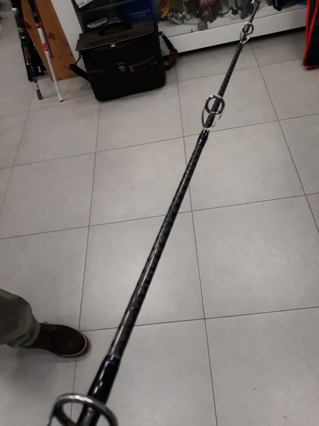 [VENDO][USATA] Shimano Grappler S80M Gr510