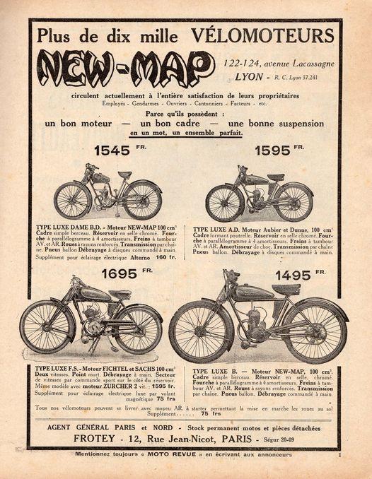 Les Pubs anciennes motos ou  autres - Page 40 15990511