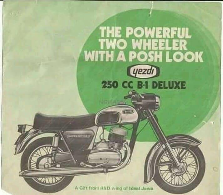 Les Pubs anciennes motos ou  autres - Page 40 16461910
