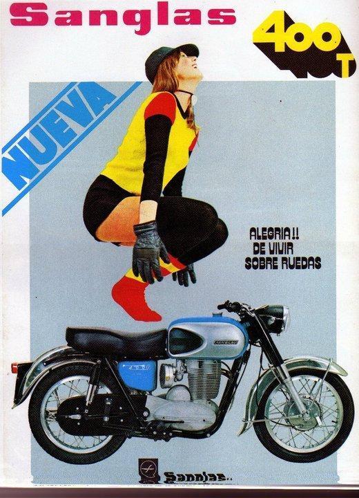 Les Pubs anciennes motos ou  autres - Page 40 17618010