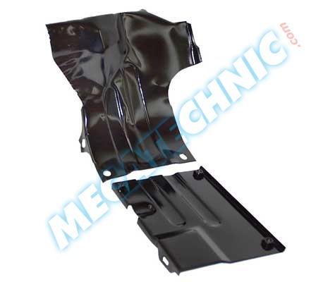 fixation tole sous cylindre 1 et 2 Vc604010