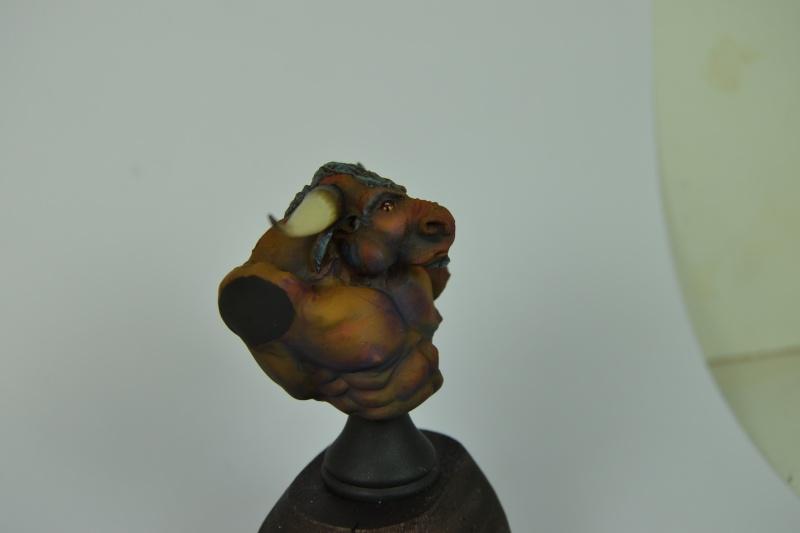 Buste Minotaure de chez Nemrod Dsc_0010