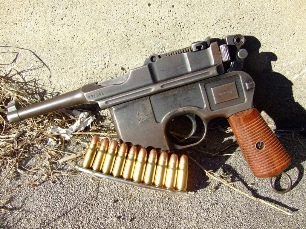 Рекет..... Mauser10