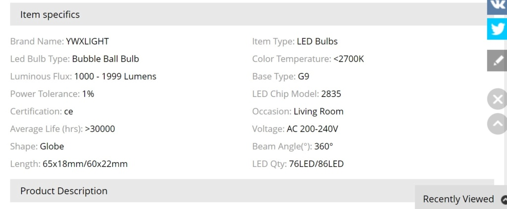 LED spuldzes, apgaismojums Bez_no23
