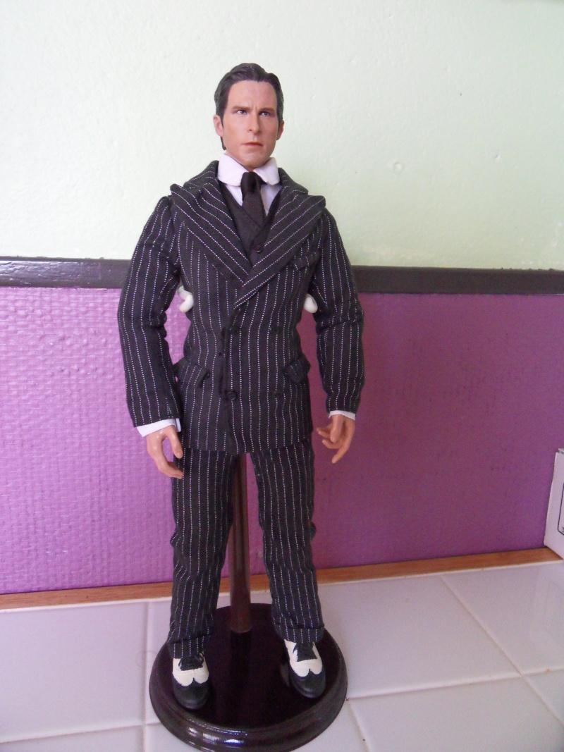 mon custom Bruce WAYNE Christian BALE The Dark knight Mechou10