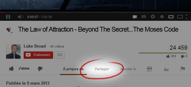 Comment insérer une vidéo ? 00210