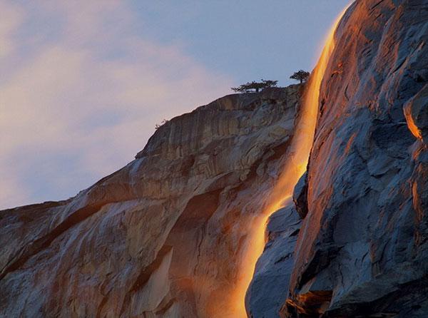 La cascade d'Or Horset10