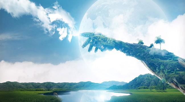 Entre Ciel et Terre... il y a nous ! Sky10